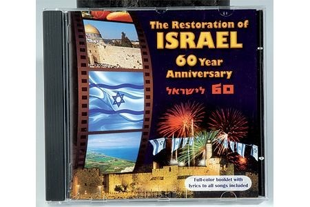 Restoration of israel
