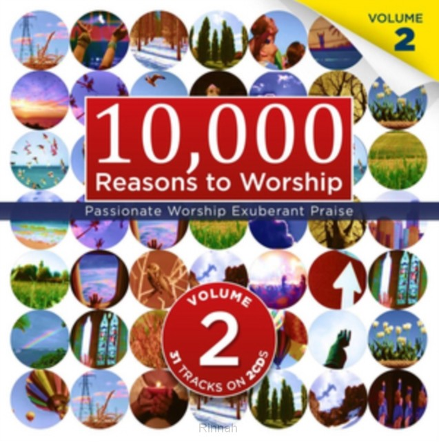 10.000 Reasons To Worship - vol 2 (2-CD)