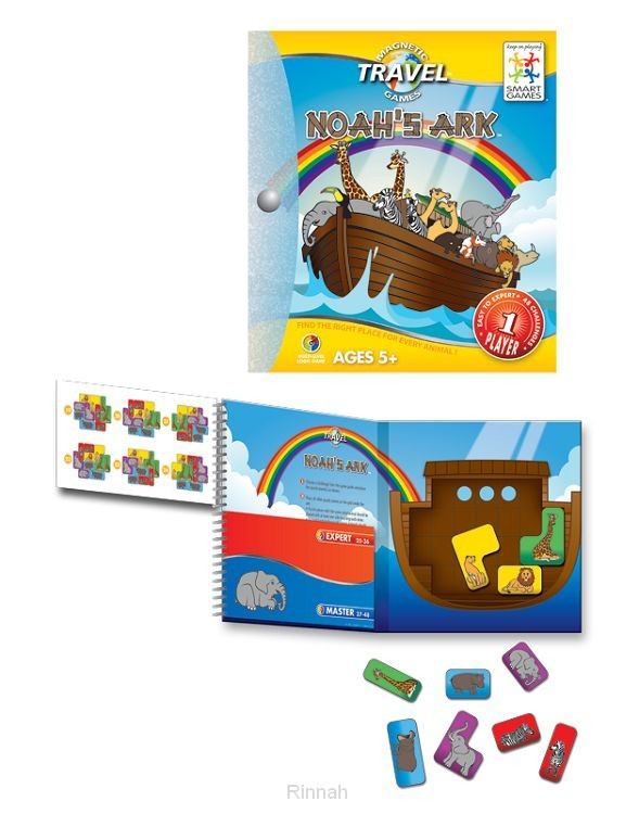 Spel travel Noah's Ark