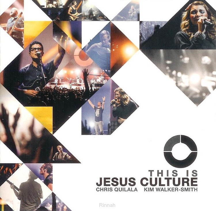 This Is Jesus Culture (CD)