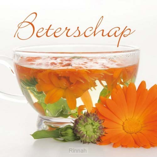 Beterschap CD + Kaart