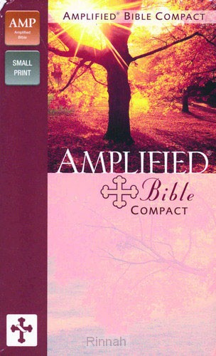 Amplified Bible - Compact - hardback