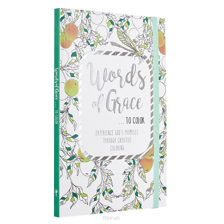 Words of Grace to color