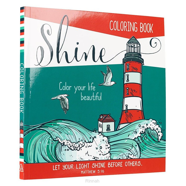 Shine - Color your life beautiful