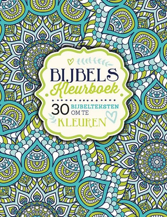 bijbels kleurboek kleurboek 9789043526630