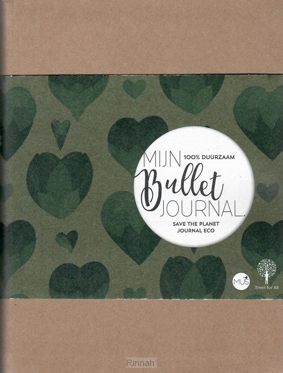 Mijn Bullet Journal - Eco Edition