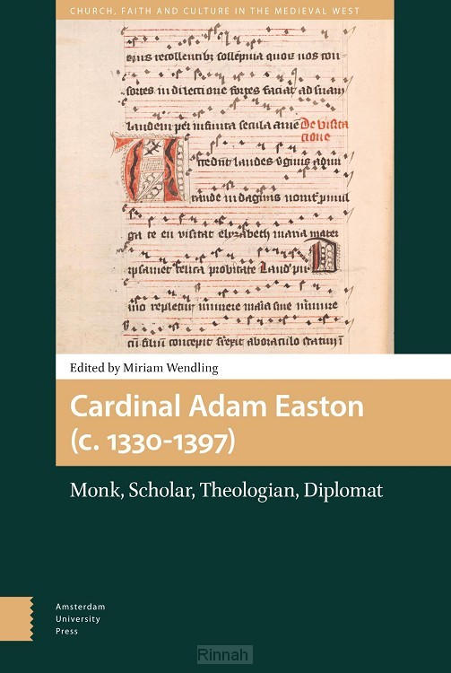 Cardinal Adam Easton (c. 1330-1397)