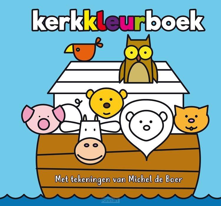 kerkkleurboek klapwijk vrouwke 9789082451726