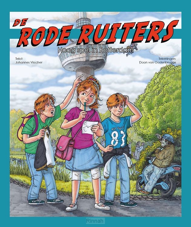 Rode ruiters 2