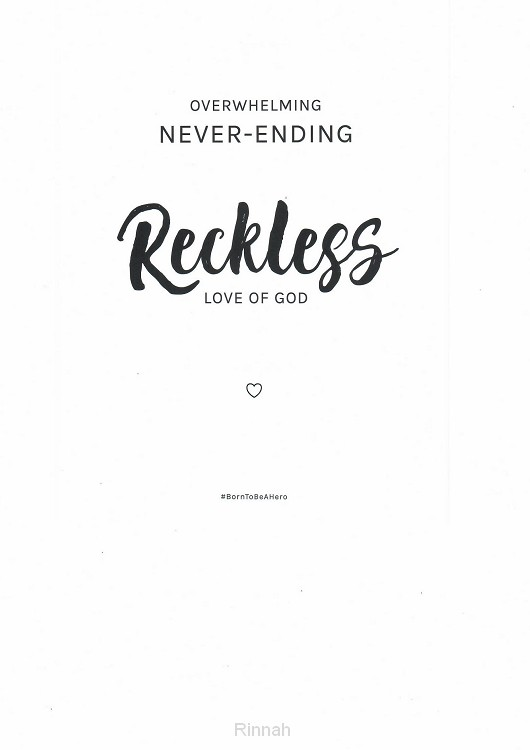 Reckless love of God