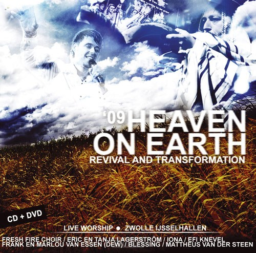 Heaven on earth - 2009 - cd/dvd